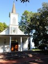 Palmetto Bluff Chapel Stock Photos