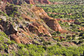 Palo Duro Canyon Stock Images