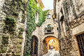 Pals picturesque medieval village of costa brava Royalty Free Stock Photos