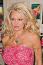 Pamela anderson at s appearance and book signing of star a novel at brentano s in the westfield shoppingtown Stock Images
