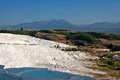 Pamukkale Turkey 3 Stock Photography