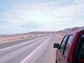 Pan-American Highway Royalty Free Stock Photo