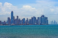 Panama City Stock Image