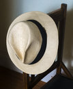Panama Hat Royalty Free Stock Photo