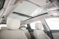 Panaromic sunroof in a suv premium grade Royalty Free Stock Images