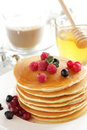Pancakes. Royalty Free Stock Photo