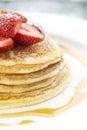 Pancakes anyone? Stock Photos