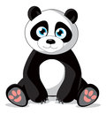 Panda illustration detailed vector for best prints and other us Stock Photos