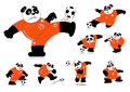 Panda Soccer Holland All Action