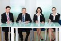 Panel Of Corporate Personnel O...