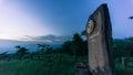 sra-keaw, Thailand Sep 2014 : Pang si-da national park on low season Royalty Free Stock Photo