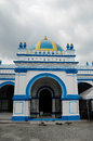 Panglima kinta mosque in ipoh perak malaysia – january masjid is an old located on the east bank of the river right after hugh Stock Photo