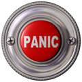 Panic Button Royalty Free Stock Photography