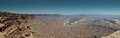 Panorama Canyonlands Photographie stock libre de droits