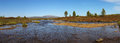 Panorama creek Murgudu Royalty Free Stock Photo