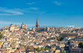 Panorama de Toledo, Spain Foto de Stock Royalty Free