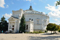 Panorama defense of sevastopol museum dedicated to the first crimea russia Stock Photography