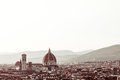 Panorama Of Florence In Italy