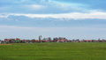 Panorama Of The Island Of Marken