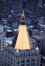 Panorama New-York Obrazy Stock