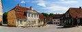 Kuldiga, Latvia Royalty Free Stock Photo