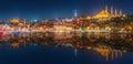 Panorama Os Istanbul And Bospo...