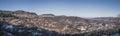 Panorama photo of Banska Stiavnica, Slovakia
