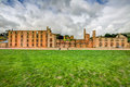 Panorama of port arthur historic site tasmania the penitentiary is located in the heart the which until was a penal colony for Royalty Free Stock Photography