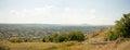 Panorama of Pyatigorsk city Stock Photography
