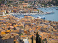 Panorama Rovinj Royalty Free Stock Photo