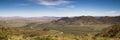 Panorama of Spreetshogte Pass Royalty Free Stock Photo