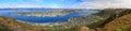 Panorama of Tromso Royalty Free Stock Photo