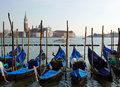 Panorama in Venice. Royalty Free Stock Photography