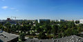 Panorama Wroclaw, Poland Royalty Free Stock Photography
