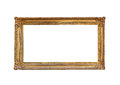 Panoramic frame Royalty Free Stock Photo