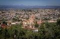 Panoramic San Miguel de Allende, Mexico