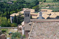 Panoramic view of Assisi. Umbria. Stock Photography
