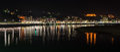 Panoramic view of the city of Ribadesella
