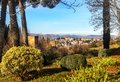 View of Granada, Andalusia, Spain.