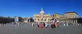 Panoramic view of Saint Peter cathedral Royalty Free Stock Photos