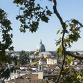 A panoramic view of Udine Royalty Free Stock Photo
