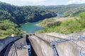 Pantabangan dam Royalty Free Stock Photo