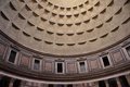 Pantheon Panels Royalty Free Stock Image