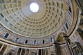 Pantheon rom Stockfotos