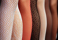 Panty-hose, stockings Stock Images