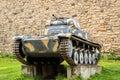 Panzer II Second World War German Tank