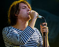 Paolo Nutini Royalty Free Stock Photo