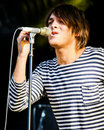 Paolo Nutini Stock Photography