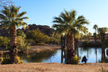 Papago Park Royalty Free Stock Photos