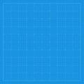 Paper blueprint background.